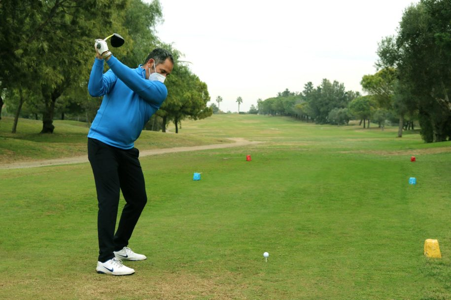 Alex Muscat regatista apasionado del Golf